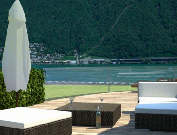 Квартира в Лугано, Швейцария, 151 м2 - фото 1