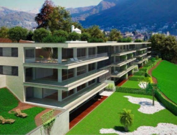 Квартира в Лугано, Швейцария, 152 м2 - фото 1