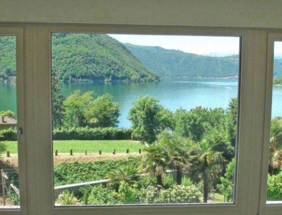 Квартира в Лугано, Швейцария, 170 м2 - фото 1