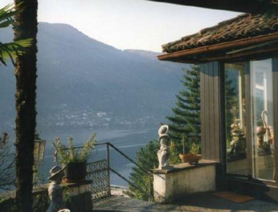 Вилла в Лугано, Швейцария, 160 м2 - фото 1