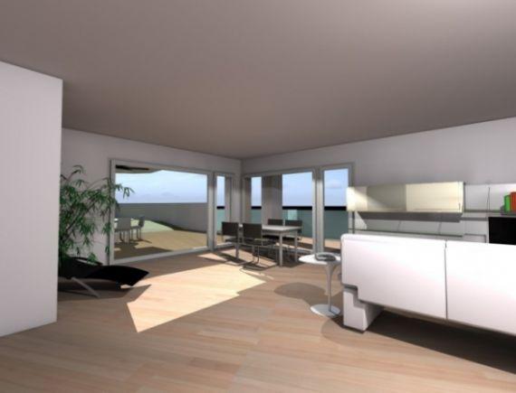 Квартира в Лугано, Швейцария, 67 м2 - фото 1