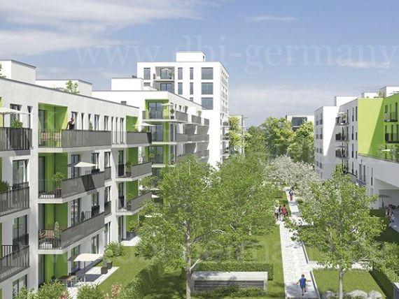 Квартира в Мюнхене, Германия, 88.96 м2 - фото 1