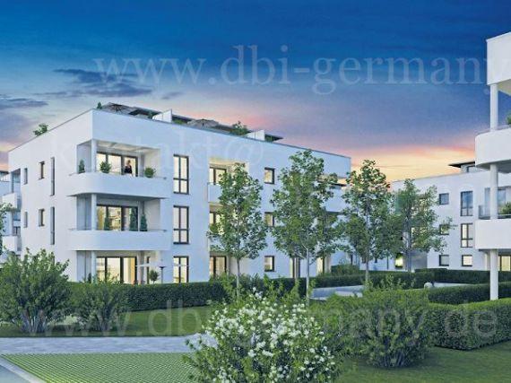 Квартира в Мюнхене, Германия, 38.48 м2 - фото 1