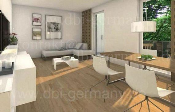 Квартира в Мюнхене, Германия, 61.6 м2 - фото 1