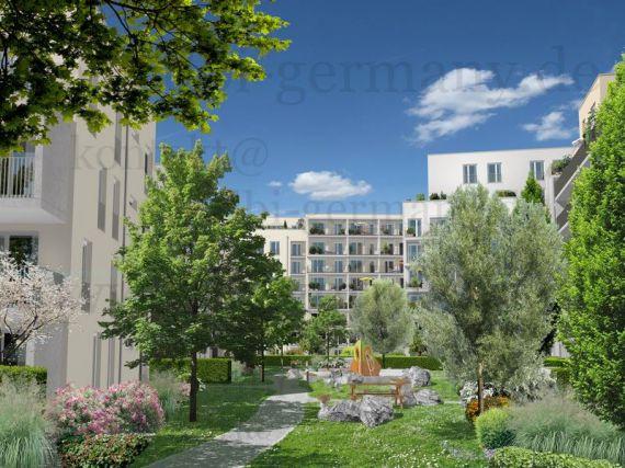 Квартира в Мюнхене, Германия, 79.36 м2 - фото 1