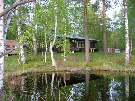 Коттедж в Иматре, Финляндия, 60 м2 - фото 1