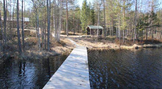 Дом в Миккели, Финляндия, 9000 м2 - фото 1
