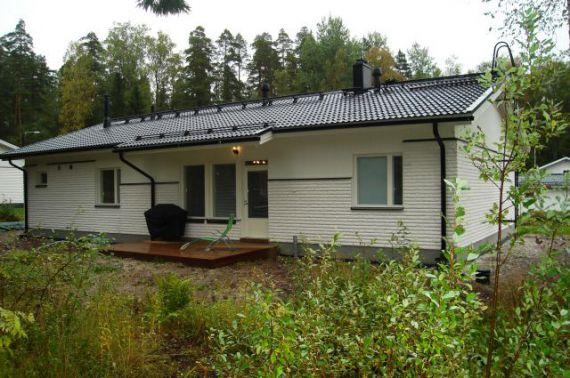 Коттедж в Иматре, Финляндия, 121 м2 - фото 1