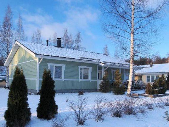 Коттедж в Иматре, Финляндия, 112 м2 - фото 1