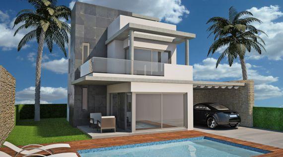 Дом в Кабо Роч, Испания, 155 м2 - фото 1