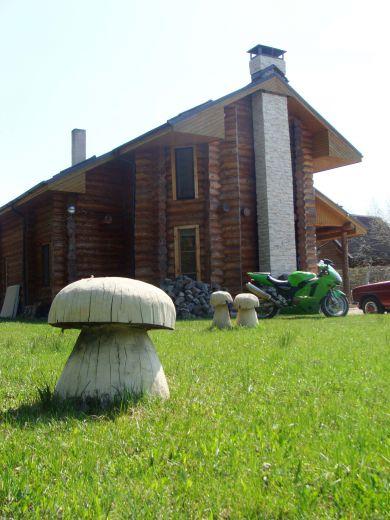 Дом в Рижском крае, Латвия, 800 м2 - фото 1