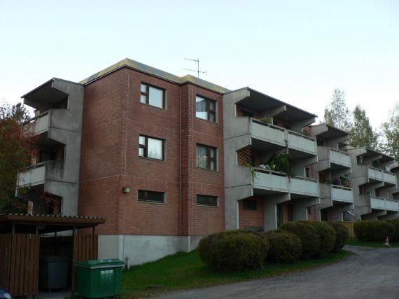 Квартира в Иматре, Финляндия, 57 м2 - фото 1