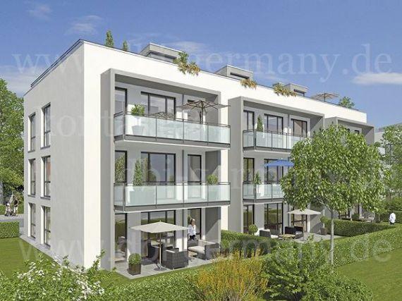 Квартира в Мюнхене, Германия, 104.52 м2 - фото 1