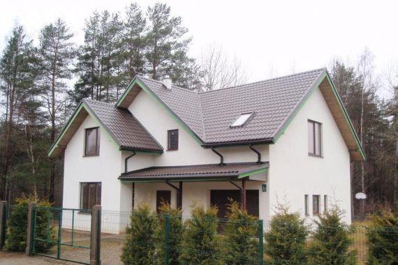 Дом в Огрском крае, Латвия, 1207 м2 - фото 1