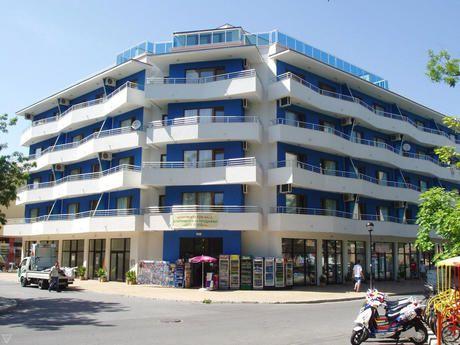 Офис на Солнечном берегу, Болгария, 32 м2 - фото 1