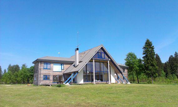 Вилла в Рижском крае, Латвия, 19 Га - фото 1