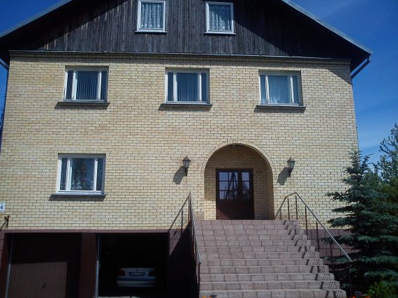 Дом в Рижском крае, Латвия, 2560 м2 - фото 1
