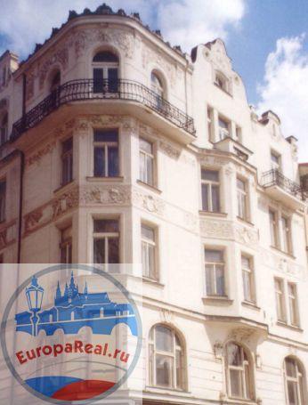 Отель, гостиница в Праге, Чехия, 2500 м2 - фото 1