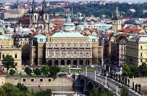 Отель, гостиница в Праге, Чехия, 1 м2 - фото 1