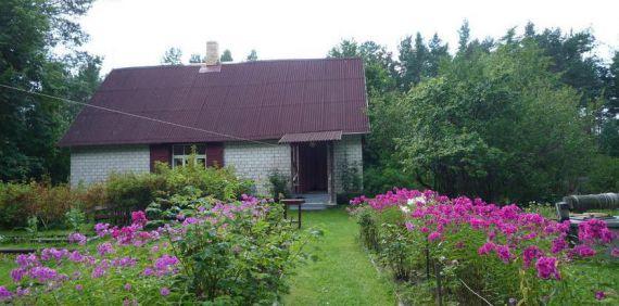 Дом в Талсинском крае, Латвия, 72 м2 - фото 1