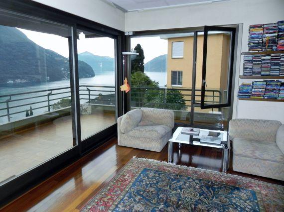 Апартаменты в Тичино, Швейцария, 166 м2 - фото 1