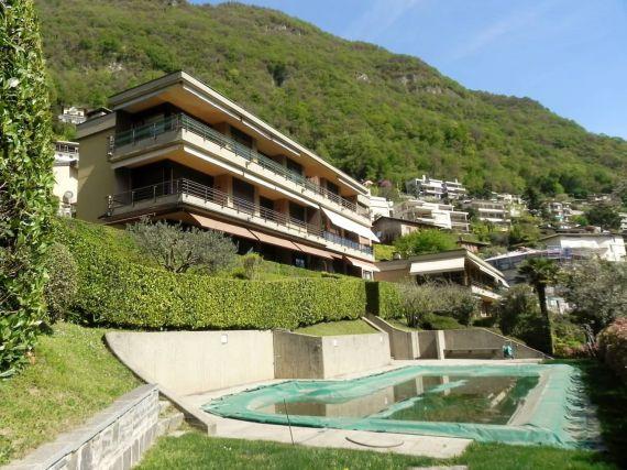 Апартаменты в Тичино, Швейцария, 166 м2 - фото 2