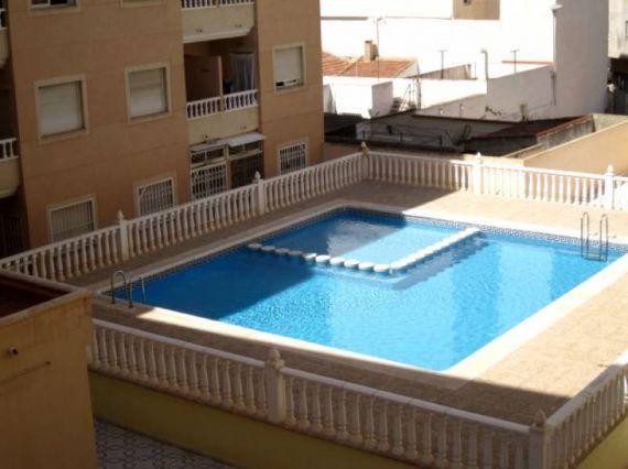 Квартира в Торревьехе, Испания, 41 м2 - фото 1