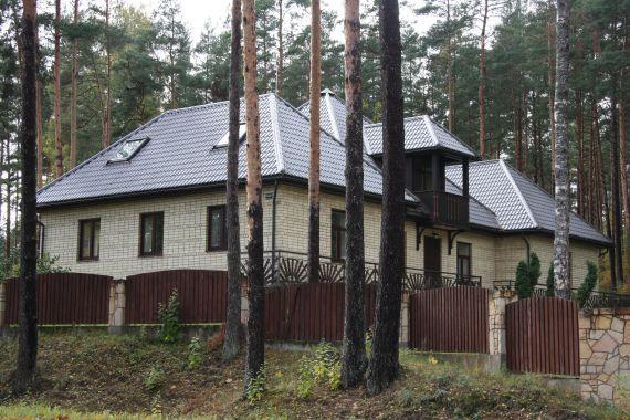 Вилла в Рижском крае, Латвия, 750 м2 - фото 1