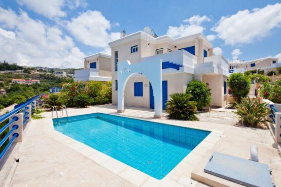 Вилла в Пафосе, Кипр, 322 м2 - фото 1