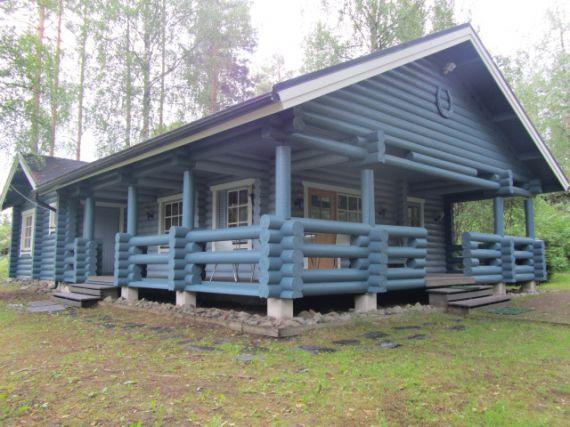 Коттедж в Руоколахти, Финляндия, 1230 м2 - фото 1