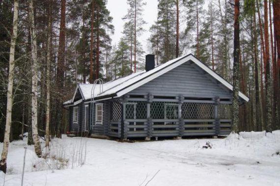 Коттедж в Руоколахти, Финляндия, 960 м2 - фото 1