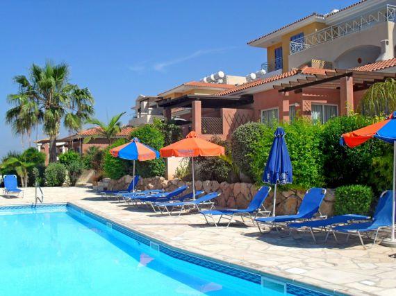 Апартаменты в Пафосе, Кипр, 91 м2 - фото 1
