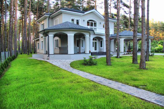 Вилла в Юрмале, Латвия, 1446 м2 - фото 1