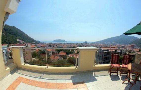 Квартира в Будве, Черногория, 89 м2 - фото 1