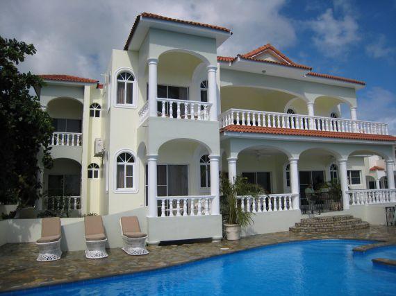 Вилла в Пуэрто-Плата, Доминиканская Республика, 600 м2 - фото 1