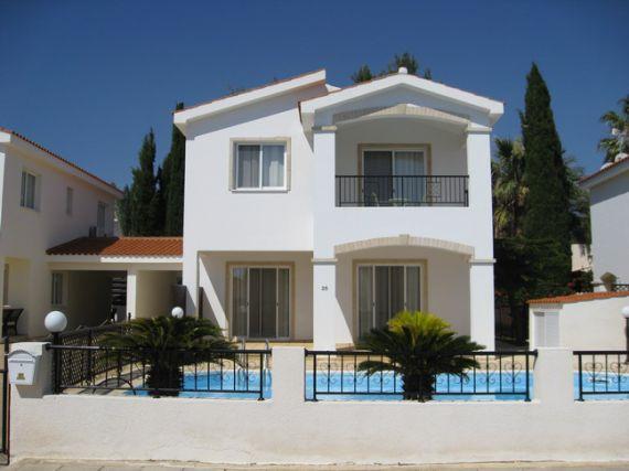 Вилла в Пафосе, Кипр, 325 м2 - фото 1