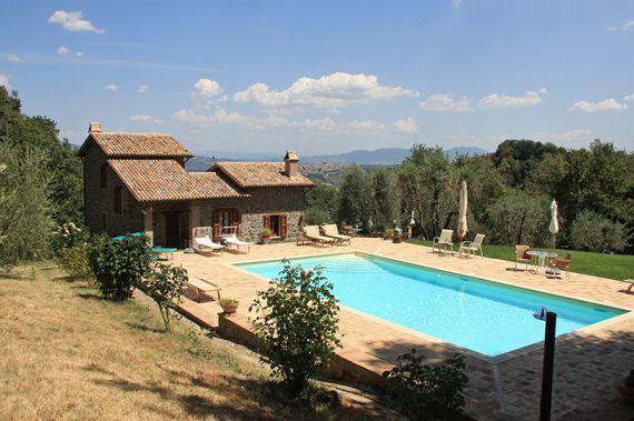 Acquistare una villa a Orvieto, sulla costa