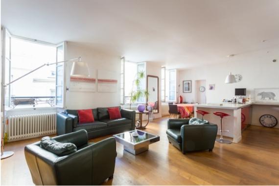 Апартаменты в Париже, Франция, 115 м2 - фото 1