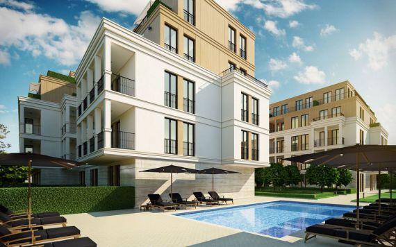 Апартаменты в Варне, Болгария, 57 м2 - фото 1