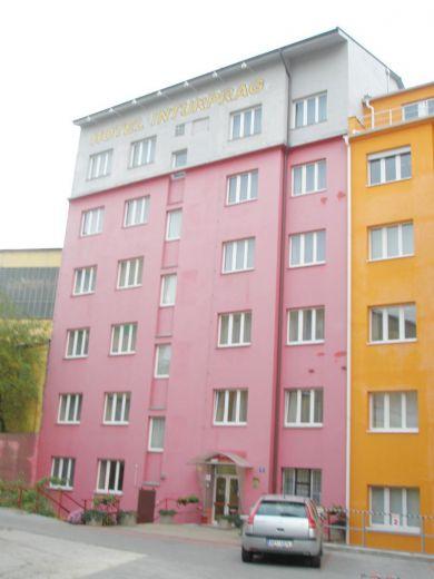 Отель, гостиница в Праге, Чехия, 2300 м2 - фото 1