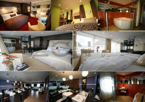 Отель, гостиница в Праге, Чехия, 2400 м2 - фото 1
