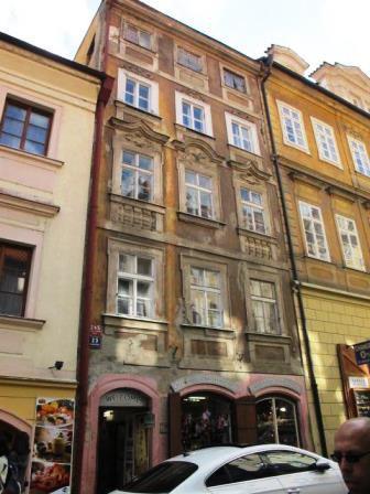 Инвестиционный проект в Праге, Чехия, 470 м2 - фото 1