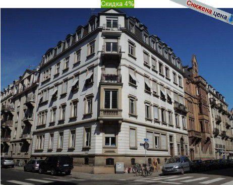 Квартира в Страсбурге, Франция, 97 м2 - фото 1