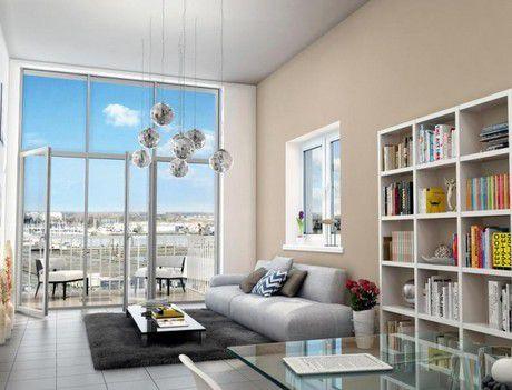 Квартира в Бордо, Франция, 49 м2 - фото 1