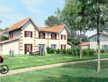 Дом в Аквитании, Франция, 64 м2 - фото 1