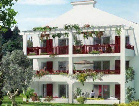 Квартира в Биаррице, Франция, 19 м2 - фото 1