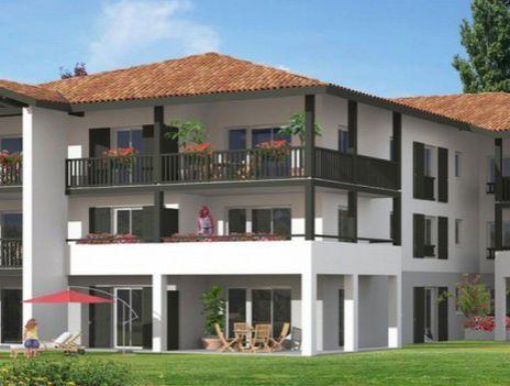 Квартира в Биаррице, Франция, 43 м2 - фото 1