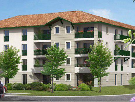 Квартира в Биаррице, Франция, 32 м2 - фото 1