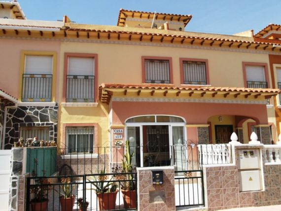 Вилла в Торревьехе, Испания, 72 м2 - фото 1