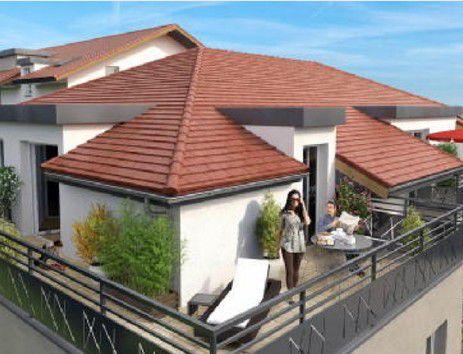 Квартира в Рона-Альпы, Франция, 41 м2 - фото 1
